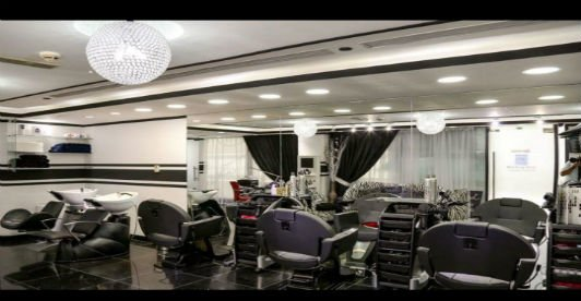 Black and White Beauty Salon JLT Dubai 6