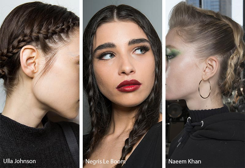 Black-and-White-Salon-Dubai-Blog-Hair-Style-Trends-Center-Braids